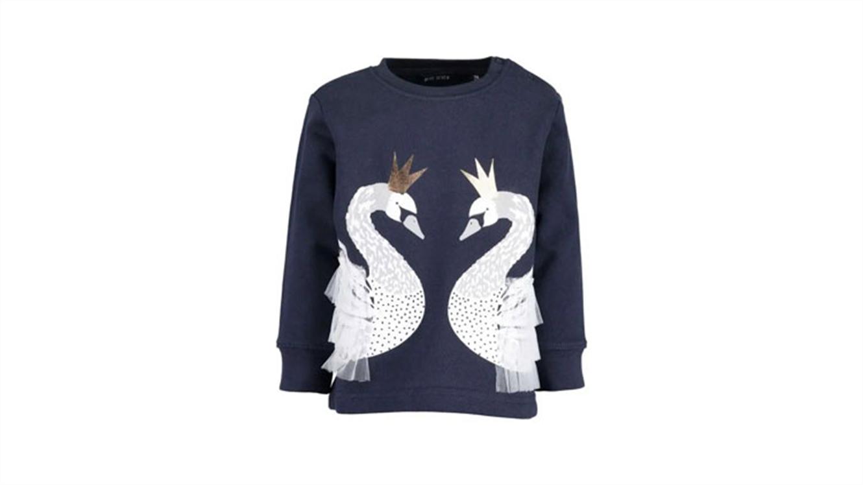 Blue Seven dekliški pulover-575