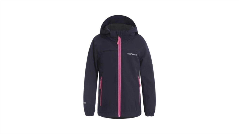 Icepeak softshell dekliška jakna Kappel