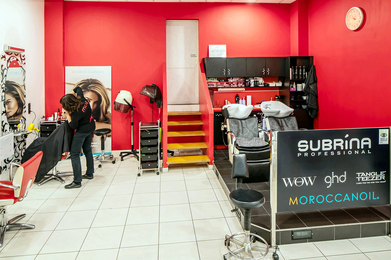 frizerski salon btc