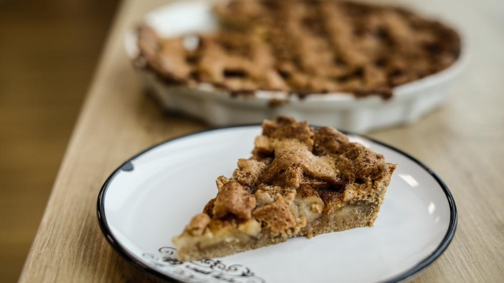 4 Vita Care - Jabolcna bozicna pita