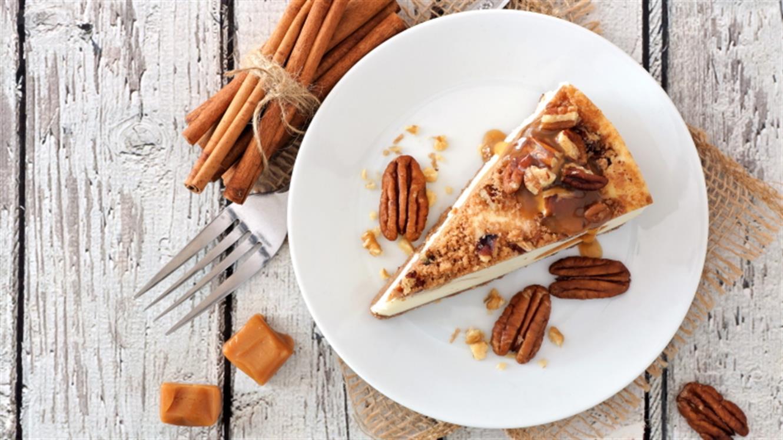 Sirova torta z oreški